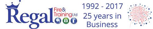 Regal Fire & Training Logo